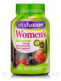 Women's Gummy Vitamins, Natural Berry Flavors - 70 Gummies