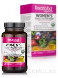 Realfood Organics® - Women's Daily Nutrition® 120 Tablets