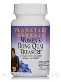 Women's Dong Quai Treasure 860 mg - 60 Tablets