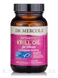 Krill Oil for Women - 90 Capsules