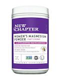 Women's Magnesium Powder + Tart Cherry, Natural Lemon Raspberry Flavor - 6 oz (169.5 Grams)