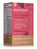 Women's Multivitamin & Mineral + Superfoods - 90 Vegetarian Capsules