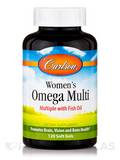 Women's Omega Multi - 120 Soft Gels