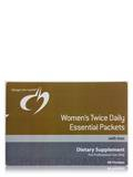 Women's Twice Daily Essential with Iron 60 Packets