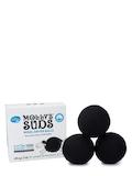 Natural Wool Dryer Balls (Black) - 3 Dryer Balls