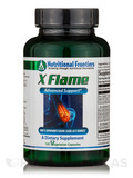 X Flame 120 Vegetarian Capsules