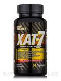 XAT-7 Anabolic Fat Burner 14 Capsules