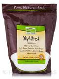 NOW® Real Food - Xylitol - 2.5 lbs (1134 Grams)