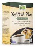 NOW® Real Food - Xylitol Plus - Box of 75 Packets