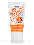 NOW® Solutions - XyliWhite™ Toothpaste Gel for Kids, Orange Splash - 3 oz (85 Grams)