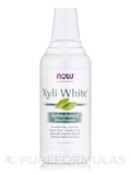 NOW® Solutions - XyliWhite™ Mouthwash, Refreshmint - 16 fl. oz (473 ml)