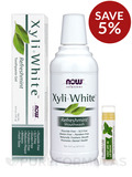 XyliWhite Oral Health Essentials - Save 5% on a bundle