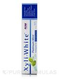 XyliWhite™ Toothpaste Gel Platinum Mint 6.4 oz (181 Grams)