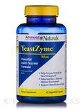 YeastZyme Max 45 Vegetable Capsules