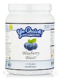 Yo-Quick!™ Goat Milk Yogurt Blueberry Bast Flavor - 12 Packets