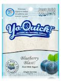 Yo-Quick!™ Goat Milk Yogurt, Blueberry Bast Flavor - 29 Grams