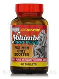 Yohimbe 1000 Plus 60 Tablets
