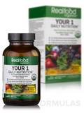 Realfood Organics® - Your Daily 1 Nutrition™ - 60 Tablets