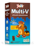 Yum-V's™ Multi-V + Multi-Mineral Formula with Choline, Milk Chocolate Flavor - 60 Bears
