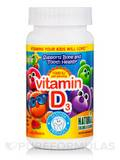 Yum-V's Vitamin D3, Berry Flavor - 60 Jelly Bears