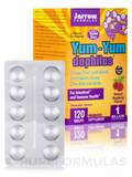 Yum-Yum Dophilus Raspberry - 120 Chewable Tablets
