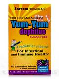 Yum-Yum Dophilus Raspberry 60 Tablets