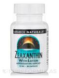 Zeaxanthin with Lutein 10 mg 30 Capsules