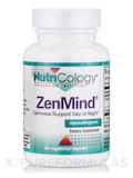 ZenMind 60 Vegetarian Capsules