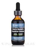 Heavy Metal & Chemical Cleanse - 2 fl. oz (59.2 ml)