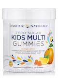 Zero Sugar Kid's Multi Gummies, Orange Lemon Flavor - 120 Gummies