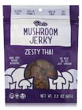 Zesty Thai Mushroom Jerky - 2.2 oz (62 Grams)