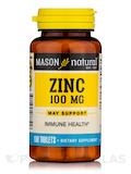 Zinc 100 mg - 100 Tablets