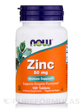 Zinc 50 mg 100 Tablets