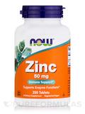 Zinc 50 mg - 250 Tablets
