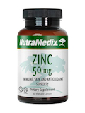 Zinc 50 mg - 60 Vegetable Capsules