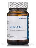 Zinc A.G. 180 Tablets
