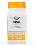 Zinc Chelate 30 mg 100 Capsules