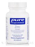 Zinc (citrate) - 180 Capsules