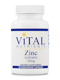 Zinc (citrate) 30 mg - 90 Capsules
