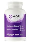 Zinc-Copper Balance™ - 100 Vegetarian Capsules