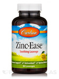 Zinc-Ease™, Natural Lemon Flavor - 84 Lozenges
