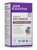 Fermented Zinc Complex - 60 Vegetarian Tablets