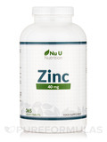 Zinc (Gluconate) 40 mg - 365 Vegan Tablets