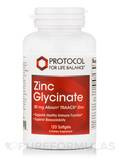 Zinc Glycinate - 120 Softgels