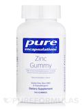 Zinc Gummy, Natural Blueberry Flavor - 100 Gummies