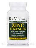 Zinc (46 mg Zinc Aspartate with Vitamin C) 90 Lozenges