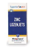 Zinc Lozenjets - 60 MicroLingual® Tablets
