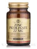 Zinc Picolinate 22 mg - 100 Tablets