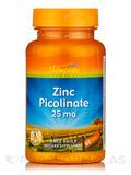 Zinc Picolinate 25 mg 60 Tablets