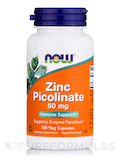 Zinc Picolinate 50 mg 120 Capsules